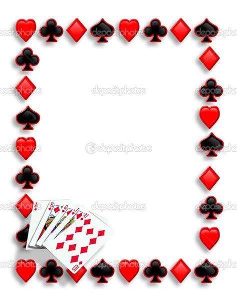Poker templates free jpg 736x922