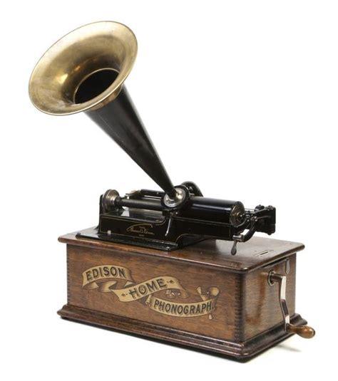 vintage edison cylinder phonograph jpg 564x637
